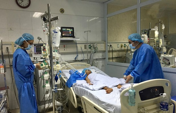 First-ever split liver transplant performed at Hanoi's hospital hinh anh 1
