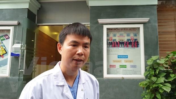 First-ever split liver transplant performed at Hanoi's hospital hinh anh 2