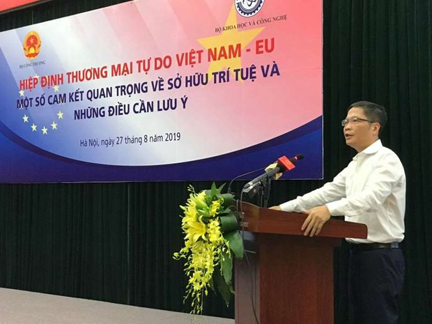 Awareness of intellectual property raised among businesses hinh anh 1