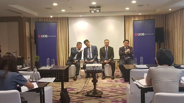 UOB: Vietnam a silver lining in Asia amid trade tensions hinh anh 1