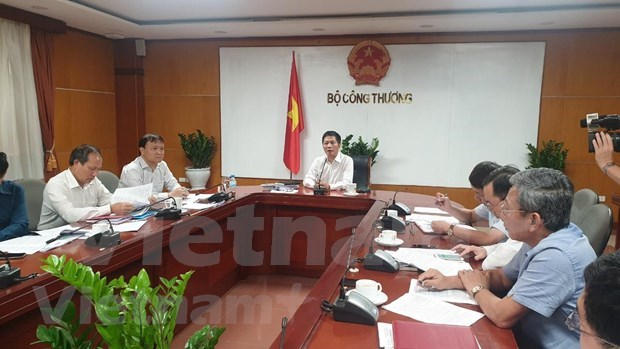 MoIT minister: Motivation created for industry to develop hinh anh 3