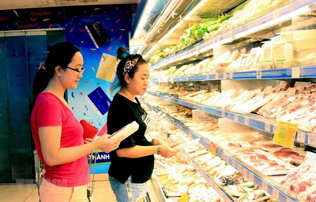 Average five-month CPI hikes 2.74 pct, lowest rise in three years hinh anh 1