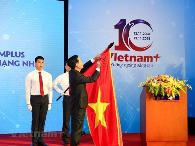VietnamPlus launches new interface for foreign language versions hinh anh 2