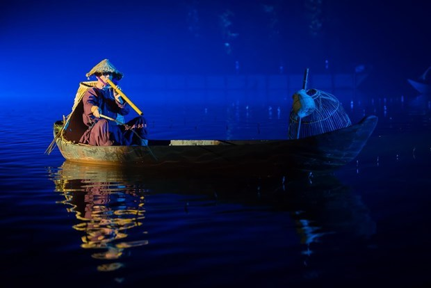 Spectacle 'The Quintessence of Tonkin' wins The Guide Awards 2019 hinh anh 3