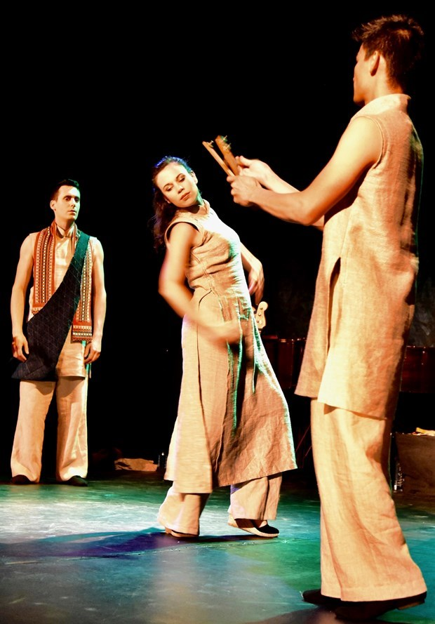 """Vietnamese, French performers team up to bring """"Kieu Story"""" to opera hinh anh 2"""
