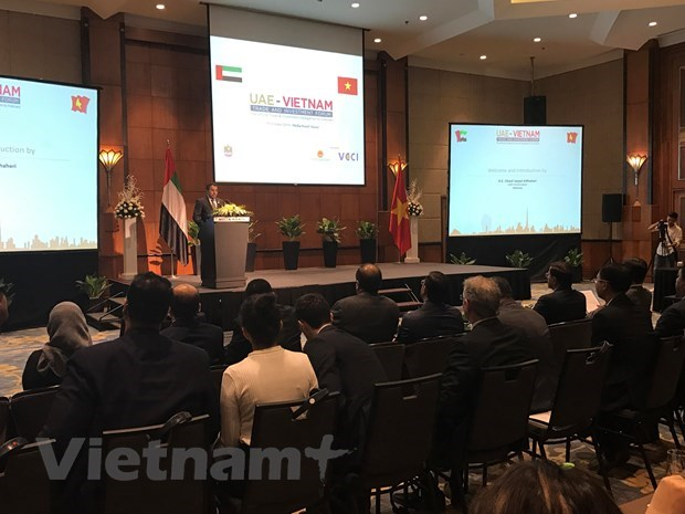UAE – strategic gateway for Vietnamese goods to enter Middle East hinh anh 1