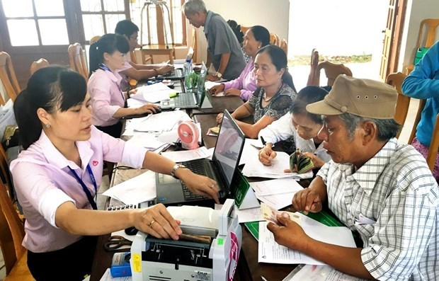 Policy credit supports poor households hinh anh 1