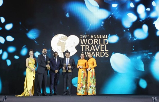 Vietnam Airlines wins big at World Travel Awards Asia 2019 hinh anh 1