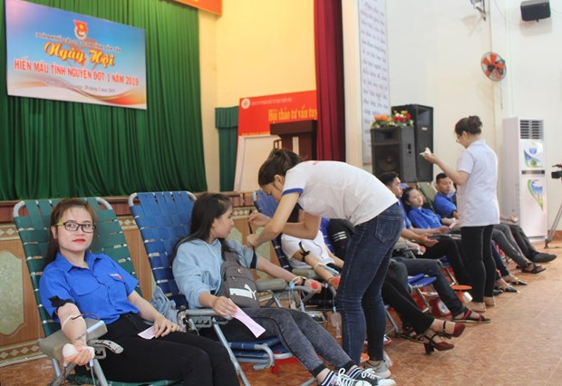 Dak Lak aims to collect 21,400 blood units in 2020 hinh anh 1