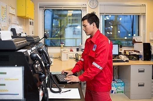 PV Drilling V: Highlight of Vietnam's petroleum industry hinh anh 2