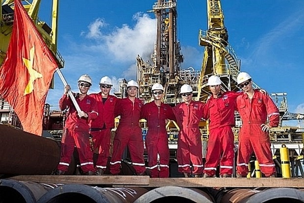 Bien Dong 01 – petroleum industry's imprint in 2019 hinh anh 2