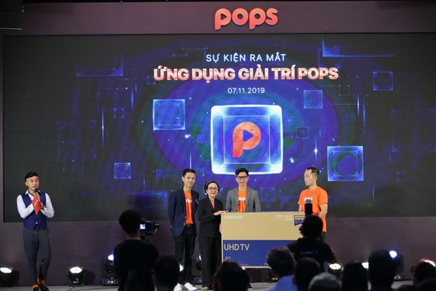 POPS App debuts to deliver free premium content to Vietnamese hinh anh 2