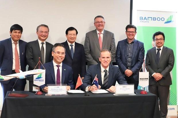 Bamboo Airways plan to open Vietnam-Australia direct flight hinh anh 2