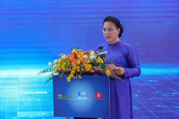 Hoa Lac Hi-Tech Park lures 90 projects worth 85.8 trillion VND hinh anh 2