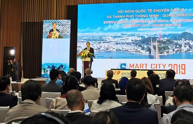 Int'l conference on digital transformation, smart city development hinh anh 1