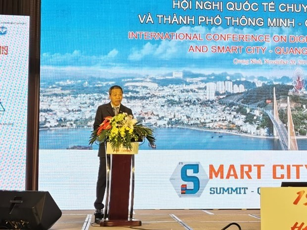 Int'l conference on digital transformation, smart city development hinh anh 2