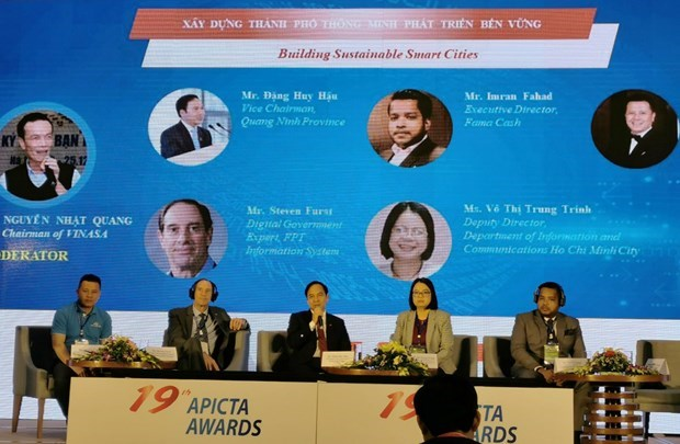 Int'l conference on digital transformation, smart city development hinh anh 3