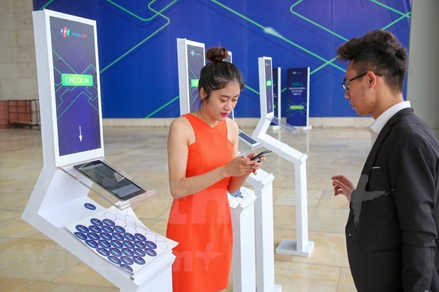 FPT Techday 2019 shows off smart technologies hinh anh 1