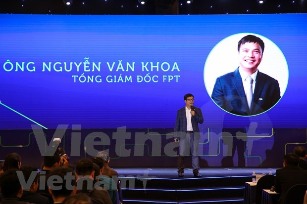 FPT Techday 2019 shows off smart technologies hinh anh 2