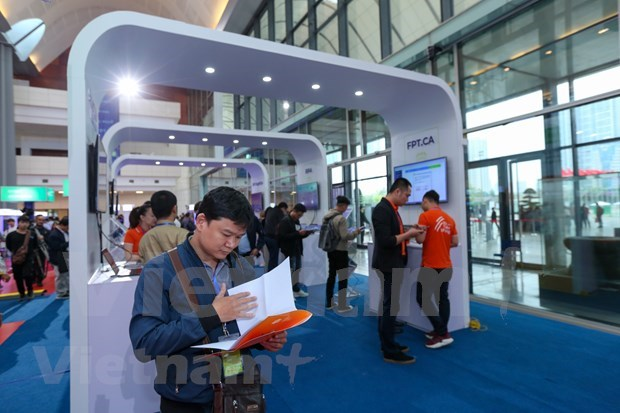 FPT Techday 2019 shows off smart technologies hinh anh 4