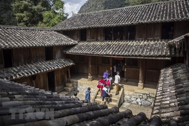 Vuong Mansion a must-see site in Ha Giang hinh anh 1