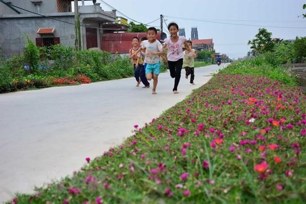 Special policies vital to back needy communes in new-style rural build hinh anh 1