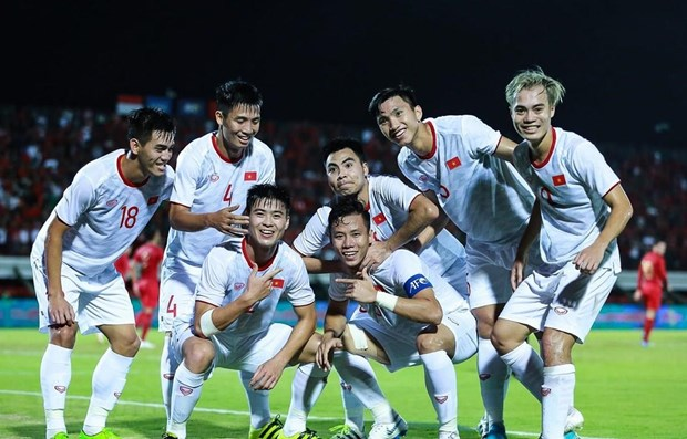 Vietnam sit on top of ASEAN football in 2019 hinh anh 1