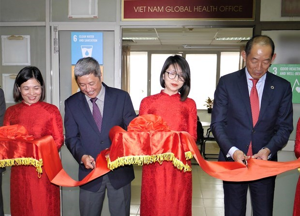 WHO opens Global Health Office in Vietnam hinh anh 1