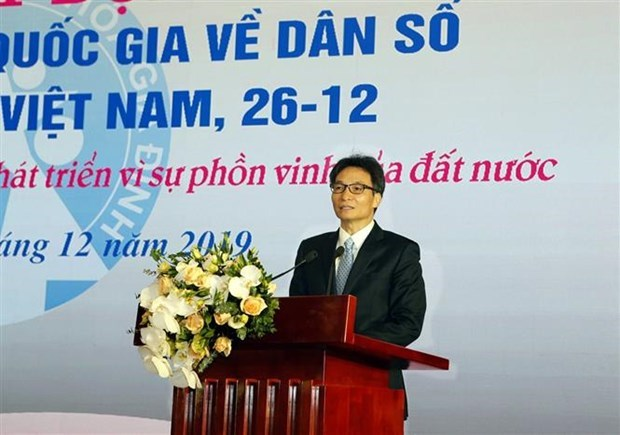 Vietnam strives to capitalise on advantages of population structure hinh anh 2