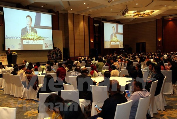 Conference adopts Hanoi Call for Action on early childhood development hinh anh 2
