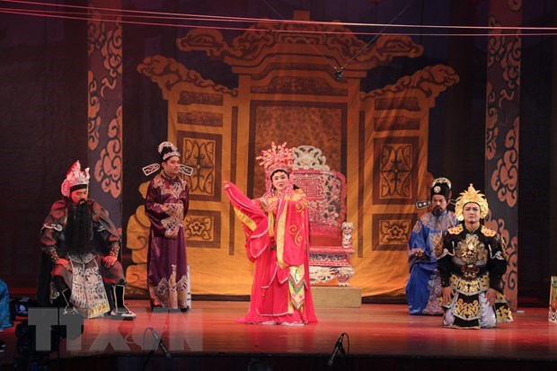 Cai luong struggles to attract audience back hinh anh 2