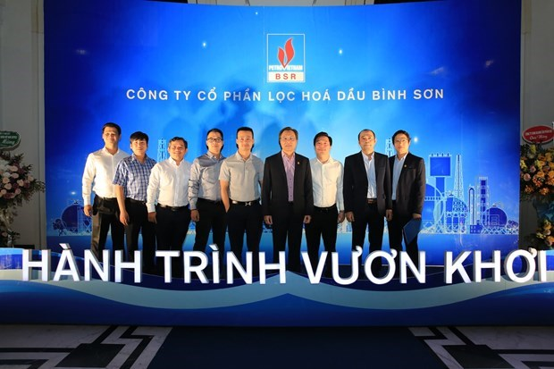 Dung Quat rakes in over 1 quadrillion VND in revenue after 10 years hinh anh 2