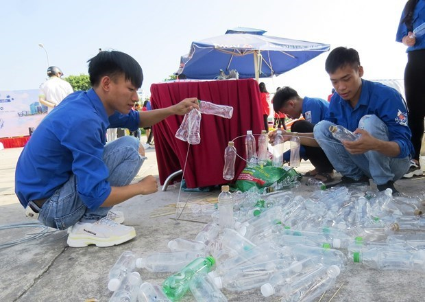 Tourism sector says NO to plastic waste hinh anh 2
