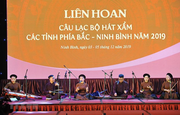 "Preserving ""xam"" singing – unique folk music form hinh anh 1"