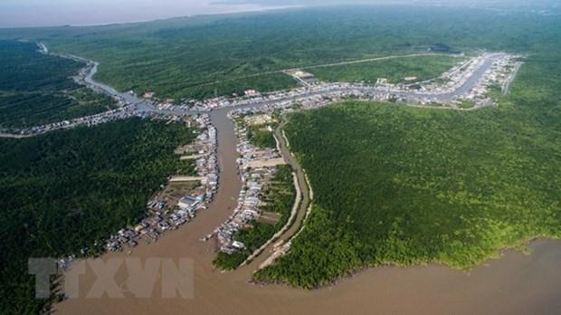 Ca Mau tourism creates trademark, becoming spearhead economy hinh anh 1