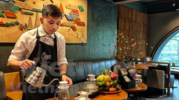 Starbucks Vietnam rolls out Vietnam-inspired designs ​ hinh anh 2