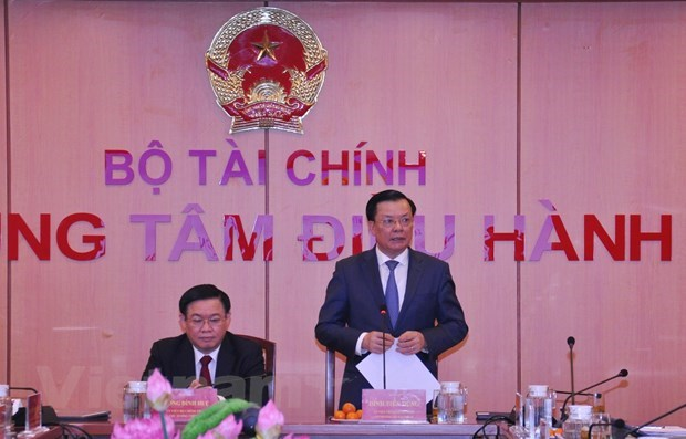 Finance Ministry picks up Top 10 events in 2019 hinh anh 2