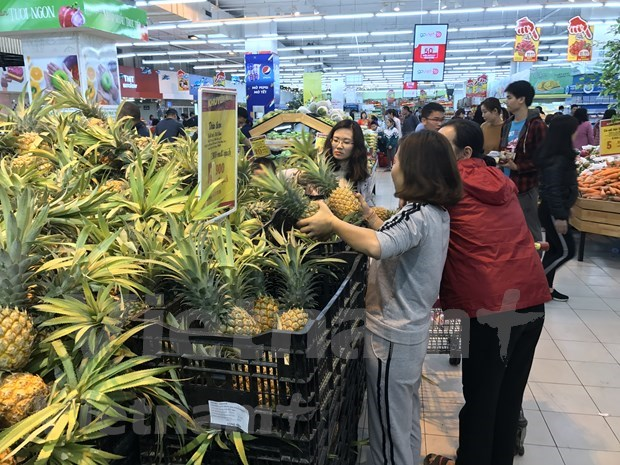 Vietnam makes concerted efforts to recover consumption of agricultural products hinh anh 2
