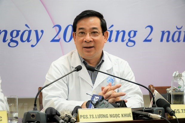Vietnam to use plasma from recovered COVID-19 patients to cure the virus hinh anh 2