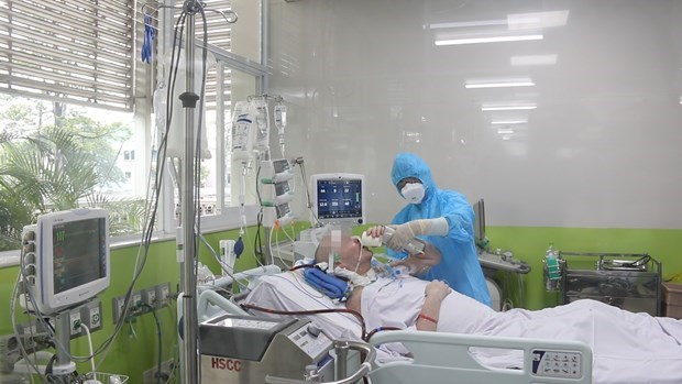 JICA helps Vietnamese hospitals in fight against COVID-19 hinh anh 1