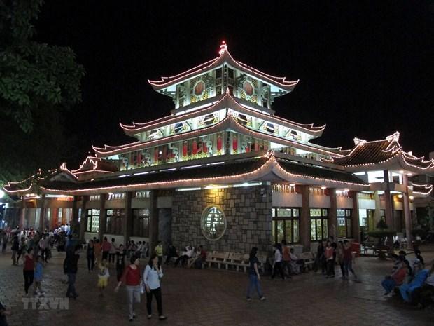 Ba Chua Xu festival - a spiritual belief of the southern region hinh anh 1