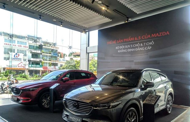 Auto market expected to prosper in year-end months hinh anh 1