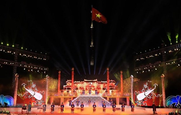 2020 Hue Festival honours traditional and contemporary cultural values hinh anh 1