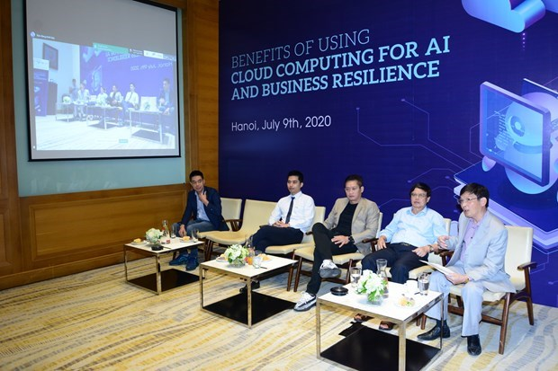 Vietnam is ideally positioned to trigger cloud computing boom: Expert hinh anh 1