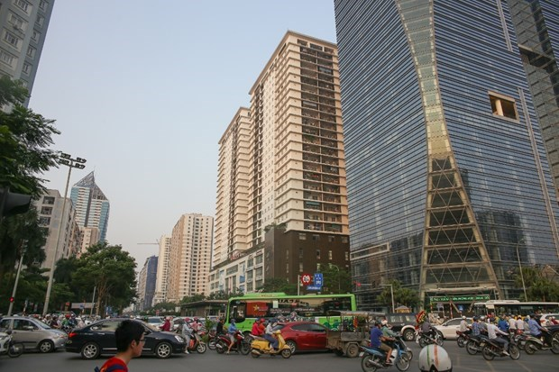 COVID-19 deals second blow, real estate remains a safe haven? hinh anh 1