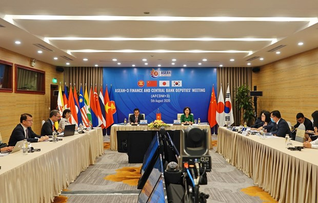 ASEAN+3 Finance and Central Bank Deputies' Meeting held ​ hinh anh 1