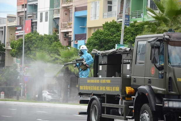 COVID-19: Experts nationwide give strength to Da Nang in fighting outbreak hinh anh 1