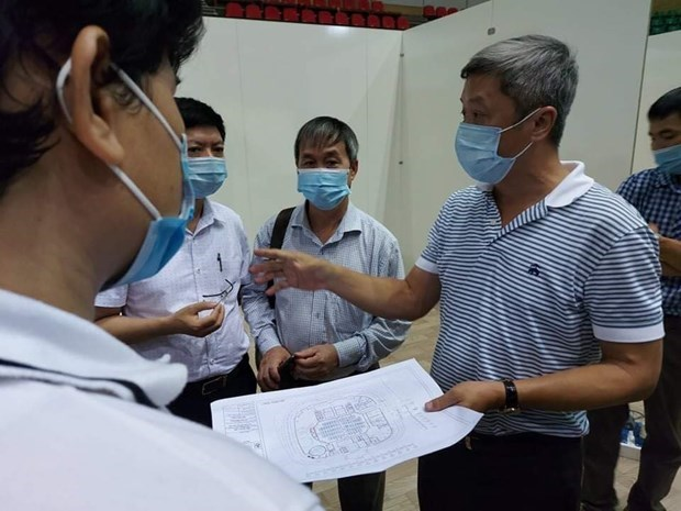 COVID-19: Experts nationwide give strength to Da Nang in fighting outbreak hinh anh 3