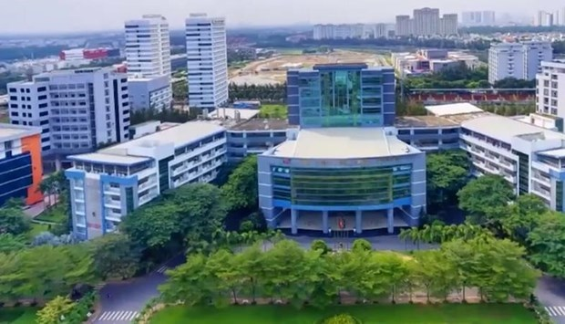 Ton Duc Thang University climbs 200 places in 2020 ARWU ranking hinh anh 1
