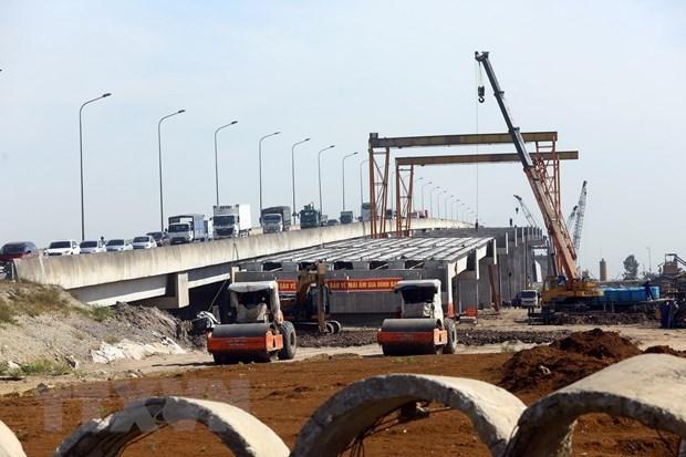 Transport ministry's public investment disbursement surpasses national average hinh anh 1